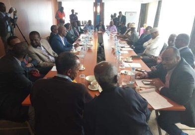 Akhriso: War-murtiyeed laga soo saaray shirkii siyaasiyiinta mucaaradka uga socday Nairobi
