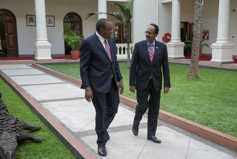 Stability at risk as Somalia and Kenya spat over sea border