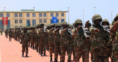 Renewed hope: Rebuilding Somalia's national army