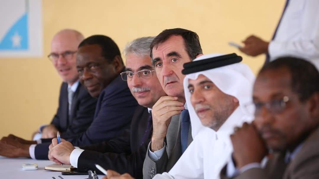 International Partners in Somalia urges Somali leaders to facilitate implementation of outcome Dhusomareb 1 and 2