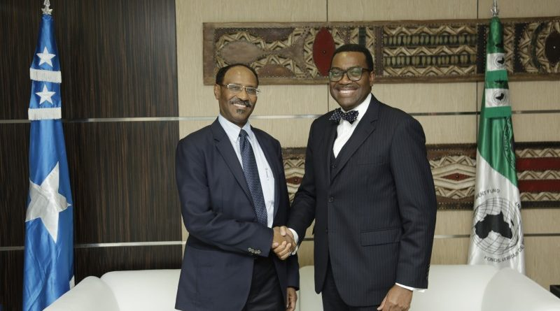 Press Release: New dawn for Somalia: Arrears owed to the African Development Bank Group cleared