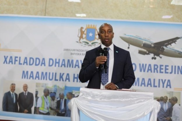 Somalia lifts bans on international flights for 2 days