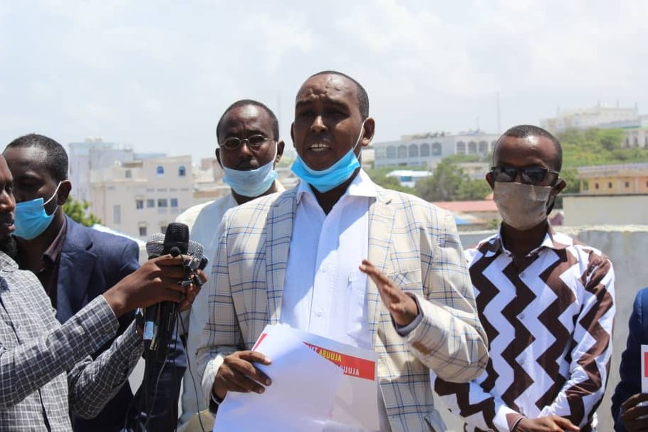"""""""Somali Media Fraternity Condemns Recent Violations Against Media and Journalists in the Country"""""""