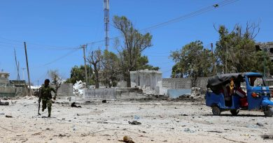 Somalia cannot defeat terrorism without accountable security