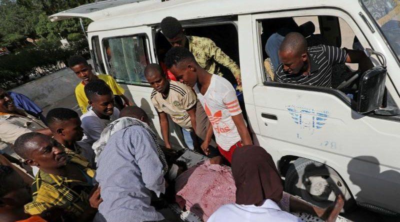 Somalia: Bomb blast kills 10, wounds over 13 civilians