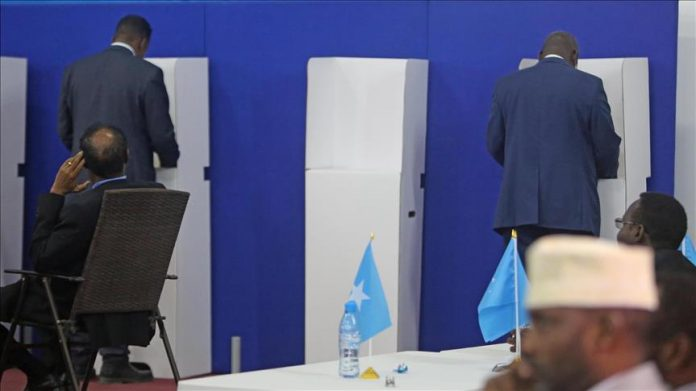 Somalia's election to cost $40 with Government covering only 10%