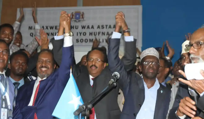 Voices for Peaceful Election of Somalia
