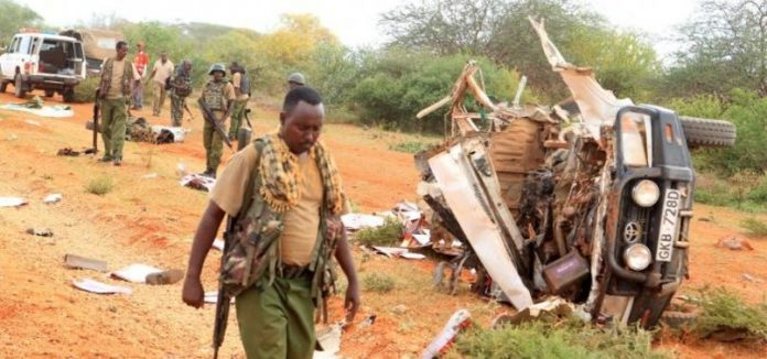 7 Kenyan soldiers killed in Somalia