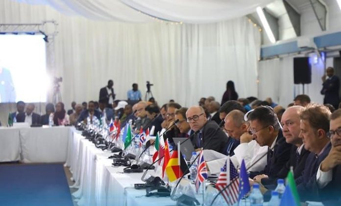 International partners urge resolution of electoral impasse