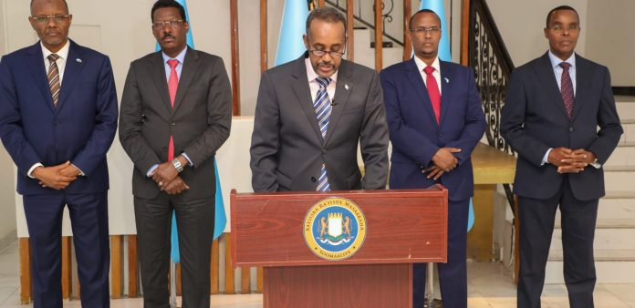 Prime Minister Roble's Remarks on Elections