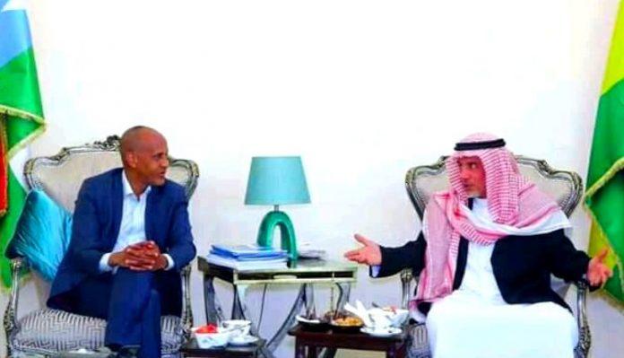 Saudi Business Delegation, Somali Region President Discuss Investment In Jigjiga