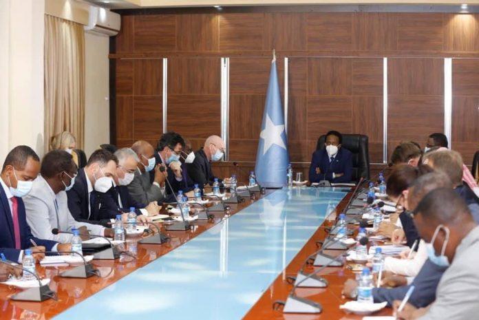 International Partners welcome convening of consultative forum