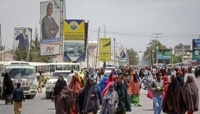 An Election Won't Lift Somalis Out of Economic Despair