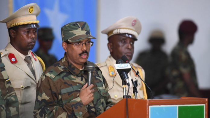 Somalia's election impasse: A crisis of state building