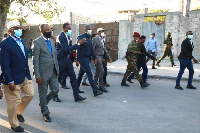 What next for angry anti-government protesters in Somalia?