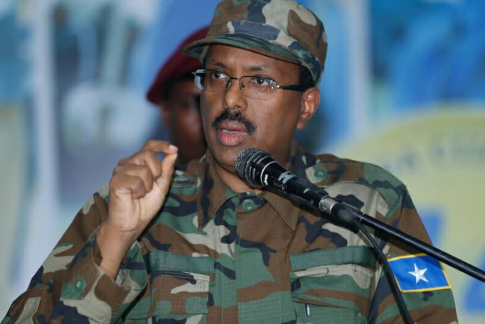 Does supporting president Farmajo represent the rise of Somali nationalism?