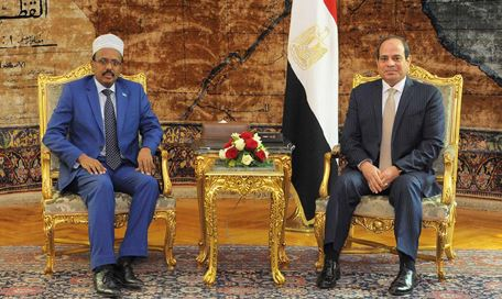 Why Somalia is important for Egypt in Nile dam crisis?