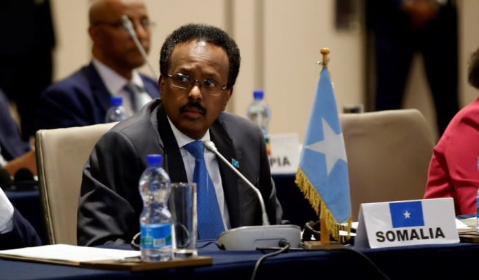 How a protracted political battle led to the extension of the Somalia president's term?