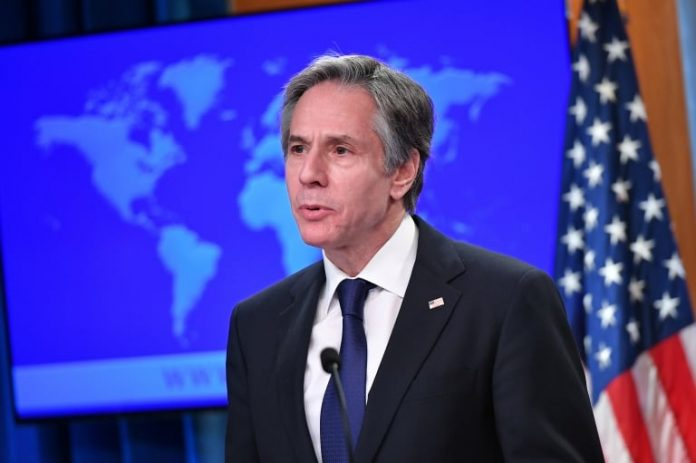 U.S. 'deeply disappointed' by Somalia bill extending terms for president, parliament -Blinken