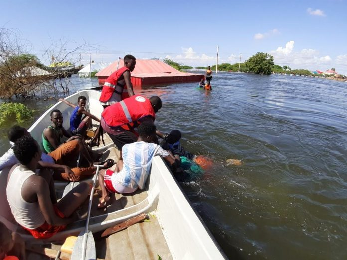 UN: 400,000 Affected by Floods in Somalia