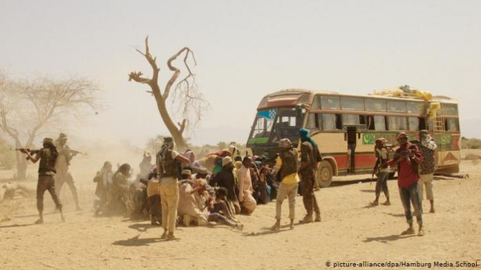 Death toll from bus attack in Kenya rises to 3