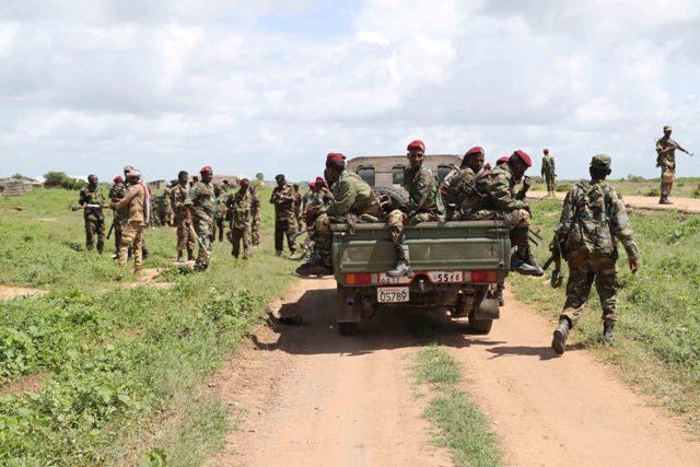 Somalia operations put doubts on role, future of AMISOM