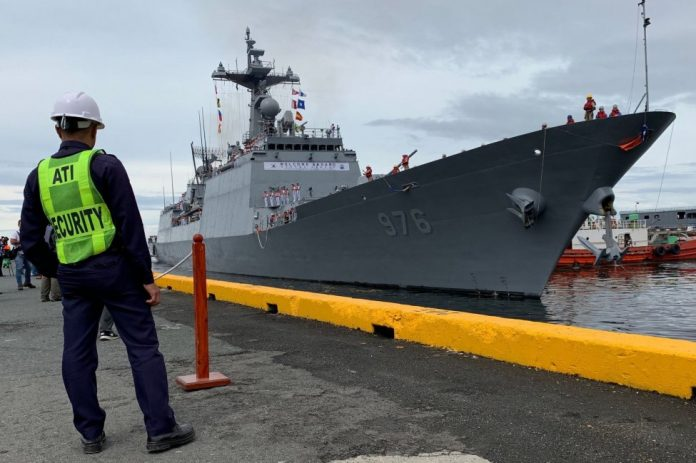 South Korea to evacuate anti-piracy unit after COVID-19 outbreak