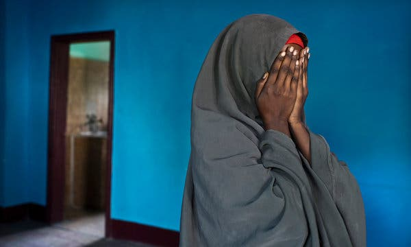 Somalia: Call for urgent action following 'alarming' 80 per cent rise in sexual violence